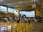 「1万人の第九」の「大阪6」クラス・レッスン風景(2回目)
