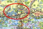 JR吉備線と井原鉄道線《『JR時刻表』2007年11月号より》