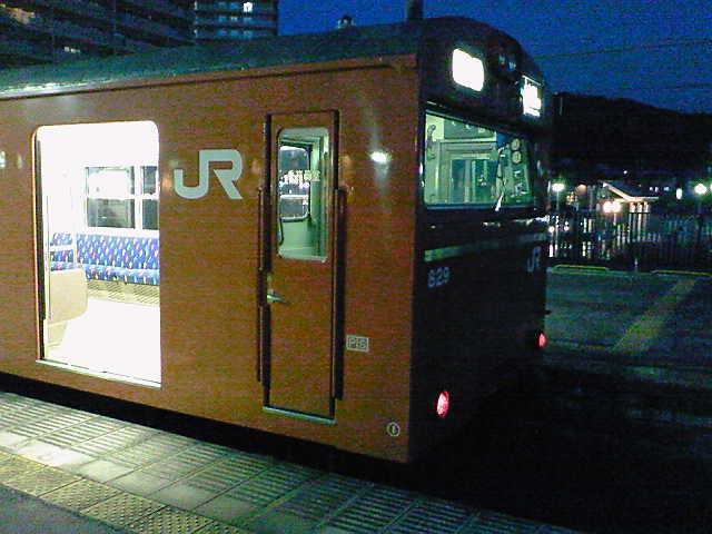 加茂行→大阪(環状線)行